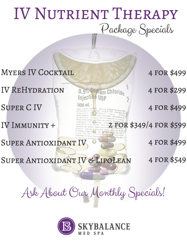 IV Package Specials